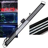 best aquarium accessories - 120CM LED Aquarium Led Lighting Fish Tank Coral Bracket Light Lamp V Fish Tank Accessories Best Quality