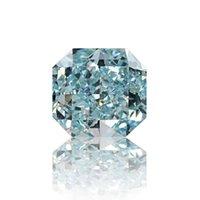 Wholesale Diamond Natural Blue Ct Fancy Intense Color Radiant Cut GIA Certified