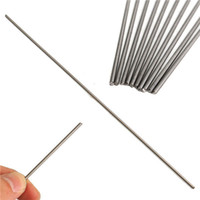 Wholesale 10pcs mmx250mm Titanium Round Bar Grade Rod Tube