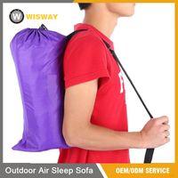 Wholesale lamzac inflatable air lounge sleep lamzac hangout Laybag KAISR Beach Sofa Lounge only Seconds Quick Open Lay bag New sealed