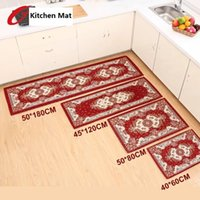 area carpets for sale - Europe Anti slip Kitchen Mat Bathroom Bedroom Area Rug For Home Decro Machine Washable Soft Doormat Long Strips Carpets for Sale