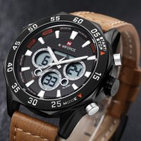 battery clock works - Men Quartz Watch Brand NAVIFORCE Men Casual Sport Watch Clock Date Work Water Resistant Quartz Wristwatch Hours relojes hombre2016