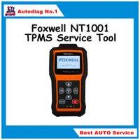 Wholesale Original Foxwell NT1001 TPMS Trigger Tool OBD2 Auto Diagnostic Scannner