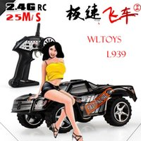 Wholesale L939 TOP UP Axial wraith WL L939 G CH RC High Speed Car Toys Car off road Remote control Car