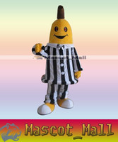 banana in pajamas - MALL473 Professional Custom Banana In Pajamas Mascot Costume Cartoon Character Theme Anime Cosply Mascotte Costumes Fancy Dress Kits For
