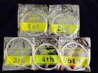 bass guitar pack - 2 sets Sytek strings Bass Guitar Strings L electric Bass Guitar Strings with the real packing