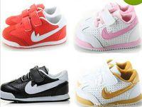 Wholesale 2016 Christmas gifts Fashion Children s footwear korean version baby girls boys fashion sneakers size