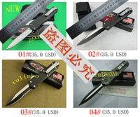 Cheap Folding Blade microtech folding knife Best microtech knives  Microtech hunting knives
