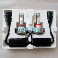 Wholesale H11 Headlamp Kit H11 LM Canbus Led Car Headlight Kit With Five Optional Colours High Bright Car Headlight