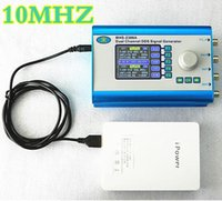 Wholesale MHS2300A full numerical control dual channel arbitrary waveform DDS function signal generator signal source MHZ