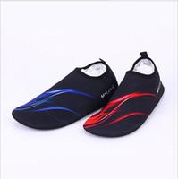 aqua socks women - Mens and women Aqua Men s Soft Skin Shoes For Water Swim Socks Yoga Exercise Beach Slip on Surf