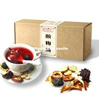 beijing teas - The old Beijing baicaohui plum flower tea Slimming health tea