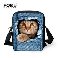Wholesale Cute cat dog schoolbag for kids zoo animal small book bag for kindergarten kawaii school bag for girls mochila escolar infantil