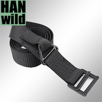 Wholesale Men s Dress Cheap Quality Black Hawk Belt Outdoor Multifunctional Equip Fight Combat Waist Strap Tactical Belts
