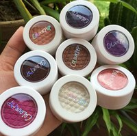 beautiful eye colors - Colourpop Super Shock Shadows monochromatic lasting waterproof Super beautiful multi color optional COLOURPOP eye shadow Colors