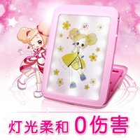 Wholesale Le Xian Jill flowers creative DIY Sketchpad hand painted panels of children years of age gift painting puzzle suit