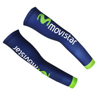 Wholesale High quality Pro Team Cycling Arm warmer Cycling Sleeve Sun UV Protection Ciclismo Arm sleeves Various colors are available Size S XL