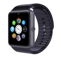Wholesale New GT08 Android Smartwatch Phon Clock Sync Notifier Sim Card Bluetooth For apple OS android OS smart watch phone