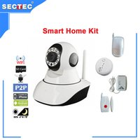 baby mobile kits - 720P free Yoosee mobile APP smart home IP Camera Kit with accessories for Home Security and Baby Care alarm system CCTV