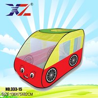 beach cabana - New Arrival Children super Large Car Game Cabana Beach House Selling Toys Portable Tent Baby Toys For Children