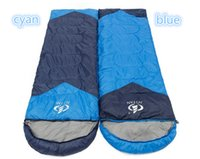 Wholesale Outdoor Camping Sleeping Bag Thicking and Widen Light Campimg Bags High Qulity Water proof Keep WarmMany Occasions Available