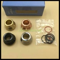 best summit - BEST vape drip tips Short Vape ss Summit drip tip Wide Bore Drip Tips ss black brass red copper colors