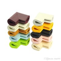 Wholesale Child Baby Safety Protector Desk Table Corner Edge Protection Cover Kids Spherical Infant Collision Angle baby Corner Guards B0613