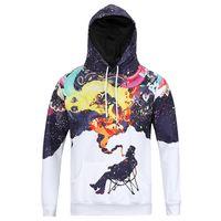 active sweaters - New Winter Autumn Hooded Jacket Space Jaz hoodies Printed D Men Hoodies Long Sleeve Sweaters Pullovers T Shirt M XXXL
