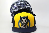 army hats for kids - 2016 MARVEL Comics Jazz Kids hat blue pink black Yellow green red full colors new style on line at discount cheap price ship quick for child