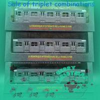 atlas set - THE TOYS ATLAS Z Three suits The train model