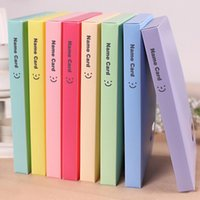 Wholesale Large Capacity Card Stock Slots Business Name Card Organizer Book Holder Women Card Case Male Card Stock Credit Card Holder
