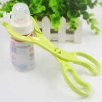 baby bottle tongs - Baby Feeding Bottle Nipple Cup Heat Disinfection Sterilize Plier Tongs Clamp Clip Catcher