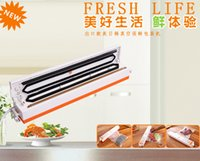 Wholesale Automatic Electric Vacuum Food Sealer Machine With All Size Vacuum Bag For Peanut Portable Hot Sales