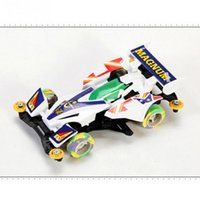 automobile wheels - Electric car high speed automobile race four wheel drive electric toy model Racing toy Shipping