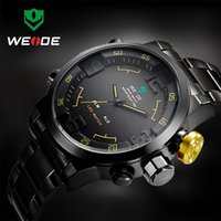 automatic mechanic watch - Luxury brand weide new men automatic mechanic movement high grade stainless steel fashion business wrist watch