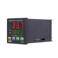 analog pid controller - Digital LED PID Temperature Controller Thermometer Heating Cooling Control VSR Alarm Relay V Analog Quantity Output TC RTD