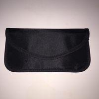 Wholesale 1pcs Anti radiation Case Anti Signal Bag Mobile Phone Blocking Bag Cell Phone Signal shielding bag