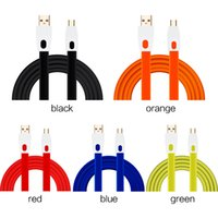 android silicon - 2 A Fast Charger Cable cm Silicon Material Micro Usb Data Cables Cell Phone Charging Cord for Samung LG Huawei Android Smartphone