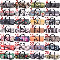 Wholesale Duffel Bags Gym Bags Sport Out Door Packs Backpack Travel Bags Fullprinting Bags Messenger bag Women Men s Fashion