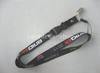 affordable printing - BLACK safety breakaway cheap promotion lanyard neck strap affordable Mobile phone lanyard personal sublimation both side print lanyard