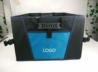 Wholesale china supplier premium OEM Multipurpose custom logo folding cargo storage foldable car trunk organizer