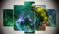 animation abstract - unframed printed panel cartoon Animation Painting wall art home decoration print poster picture canvas