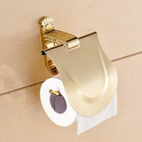 Wholesale European style high quality with unique design stainless steel toilet paper holder from china factory