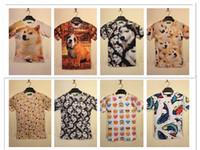 Cheap Men 3D Men's T-Shirt Best Scoop Neck Short Sleeve T shirts for men