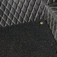 Wholesale Car Floor Mats Car Special Floor Mat Black Beige Wine Red Brown for Hyundai Elantra