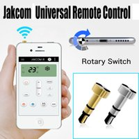Wholesale Original Jakcom i2L Universal Remote Control IR Smart Home Appliance Air Condition TV AC DVD STB Smart Switch Smart Key For IOS