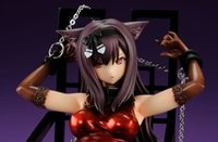 big cat collection - EMBRACE JAPAN cat and chair Chu kana Neko to Isu Action Figure Model Toy Anime Brinquedos Collection Gift