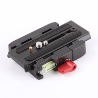 Wholesale P200 Quick Release Clamp QR Plate For Manfrotto AH HDV HDV M1W Q5