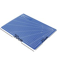 Wholesale A4 Grid Lines Self Healing Cutting Mat Craft Card Fabric Leather Paper Board
