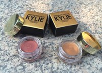 Wholesale Avaiable Newest Kylie Jenner Cosmetics Birthday Edition Creme Shadow Copper Rose Gold Hight Quality
